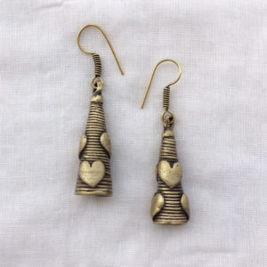 Brass Oxidised Handmade Jewellery